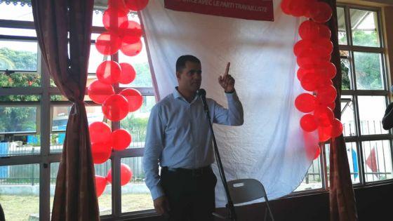 Get-together organisé dans la circonscription no. 1 : Fabrice David salue la gratuité de l'enseignement supérieur