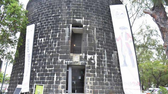 La Tour Martello en un clin d'oeil