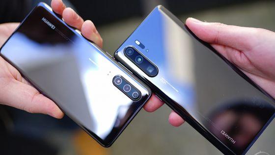 Marché mauricien : La nouvelle version du Huawei P30 Pro disponible