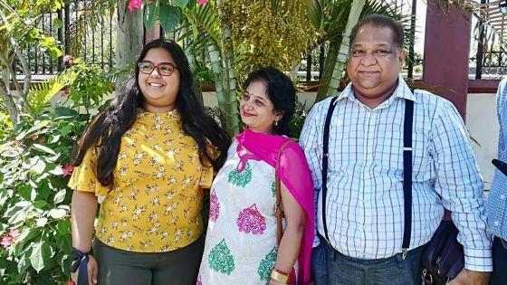 Priyanka Ramdahen, lauréate, à son frère : « À toi qui n'a jamais pu aller à l'école »