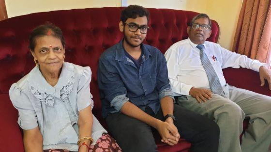 Collège Modern : Grand-père directeur, père recteur et petit-fils lauréat…