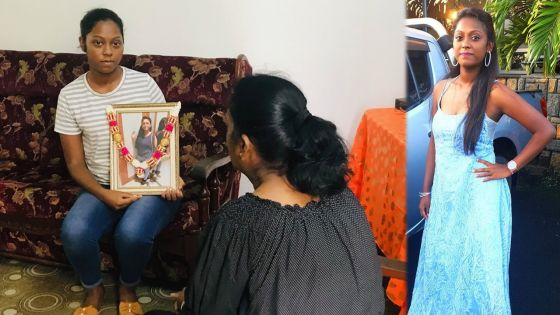 Meurtre de Shrutee Awotar - Sunita : «Juska  mo mor, mo pu pans mo tifi»