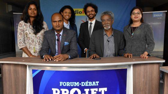 Forum-débat : la place de la femme dans la société n'est pas négociable
