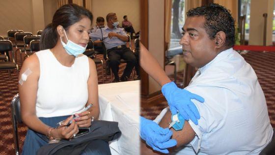 Covid-19 : Les parlementaires incitent la population à se faire vacciner