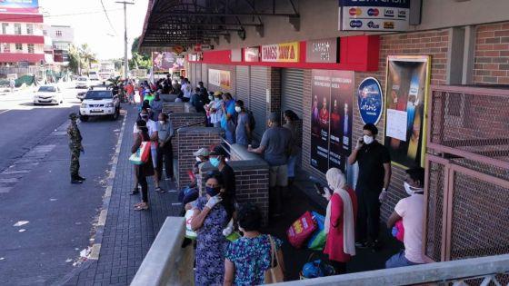 Réouverture des supermarchés : chaque enseigne accueille entre 700 et 1 200 clients par jour, selon la MCCI