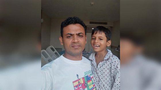 Atteint d'un cancer du sang : le cas de Havish, 7 ans,soulève une vague de solidarité