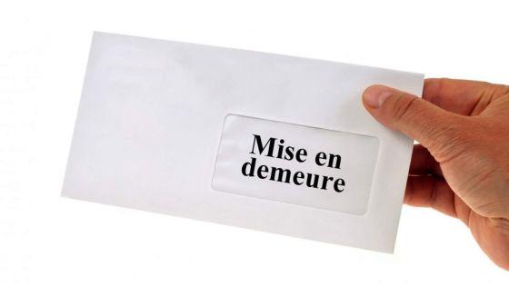 Mise en demeure pour facture impayée : un client affirme n'avoir aucun retard sur ses paiements