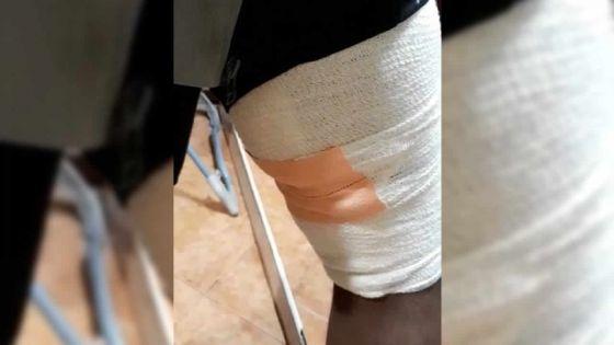À Goodlands : un couple attaqué au couteau en plein sommeil par un intrus