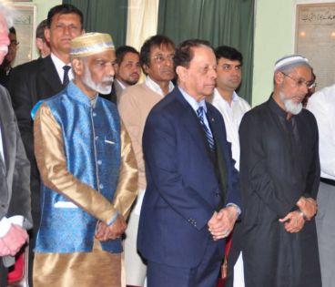 Eid-ul-Fitr - SAJ: «Un peuple uni peut faire des miracles»