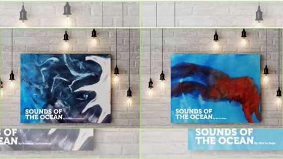 Exposition : l'océan en peinture