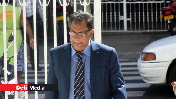 Condamné à 15 mois de prison : Siddick Chady demande l'autorisation d'avoir recours au Judicial Committee du Privy Council