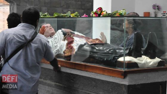 Visite du Pape François à Maurice : le pèlerinage du Père Laval aura lieu  les 7 et 8 septembre