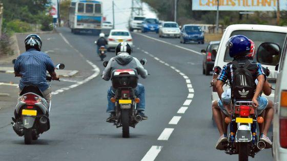 Sur l'autoroute : les motocyclistes ne doivent pas dépasser 80km/h