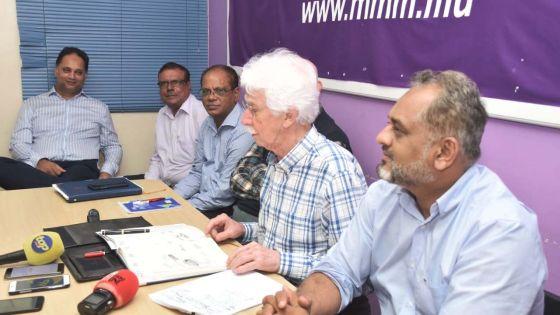 Législatives 2019 : la liste des candidats du MMM rendue publique ce dimanche 13 octobre