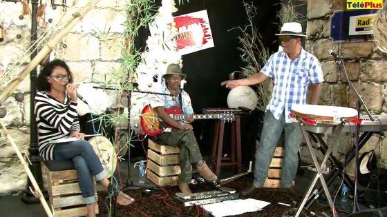 Windblows en live avec Nella Brasse dans Jammin'