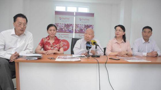 Santé : un centre de médecine traditionnelle chinoise à la City Clinic