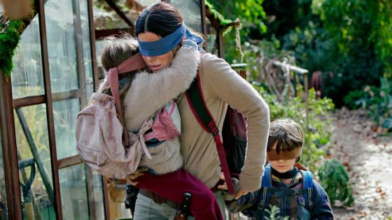 Bird Box :un phénomène inexplicable