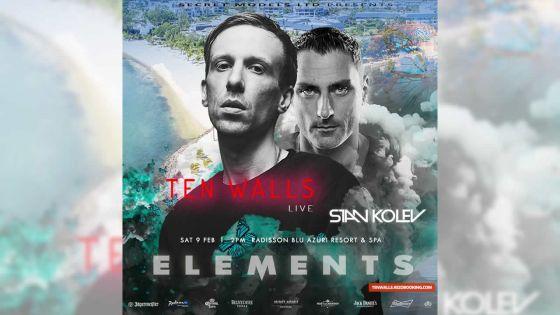 Ten Walls en live le 9 février