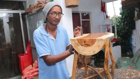 Produits en bois : on ne peut rester de marbre devant ses réalisations