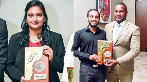 Media Trust award : News on Sunday wins in economics and finance category