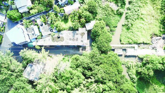 Infrastructures : les travaux au pont d'Albion font des grognons