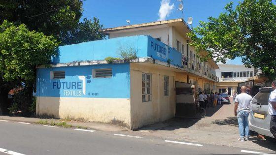 Réunion au ministère du Travail - Future Textile : les discussions se sont poursuivies jusqu'à fort tard