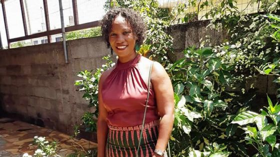 Véronique Candahoo, professeur d'éducation physique : le respect des droits de la femme pour un monde plus juste et sain