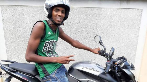 Jelogan Mavisa, 18 ans, fauché en pleine jeunesse : il aspirait à devenir peintre professionnel