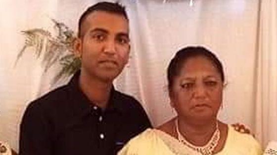 Sheila Ramduth, 60 ans, meurt écrasée sous un mur - Vinesh, son fils : «Nous lui avions dit de prendre sa retraite»