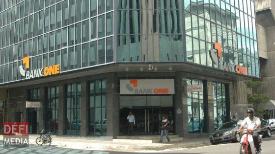 Des frais de Rs 50 imposés sur les retraits inférieurs à Rs 20 000 aux comptoirs de Bank One : la banque s'explique