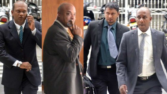 Accusés de torture : les policiers maintiennent qu'ils n'ont pas brutalisé Iqbal Toofanny