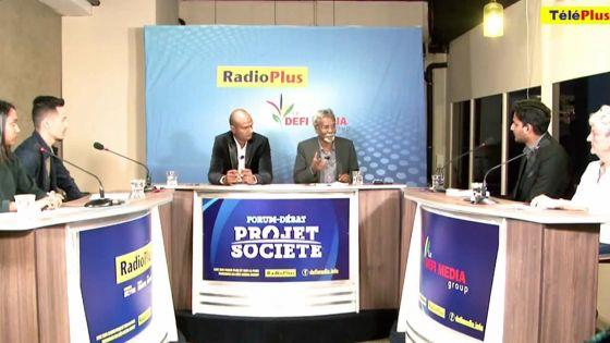 Projet de société : la jeunesse au cœur du forum-débat