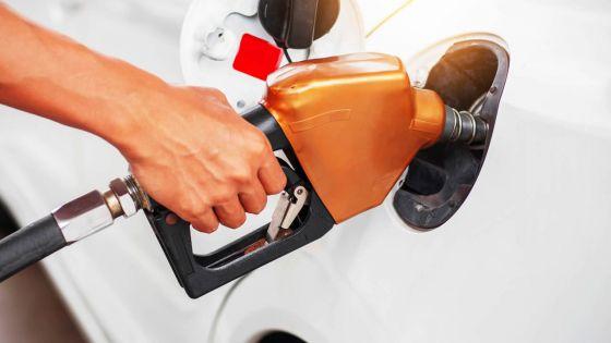 Baisse du prix de l'essence et du diesel