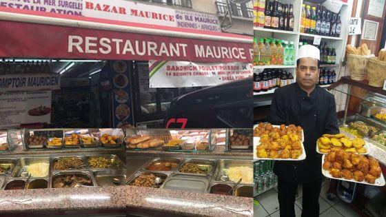 Des produits de Maurice à Paris