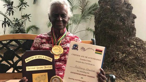 Chantal Anthony : toujours verte et engagée à 82 ans