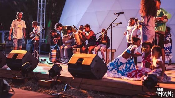 Esclavage : Nou Le Morne Festival is back