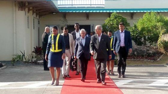 Pravind Jugnauth à Rodrigues : le Premier ministre applaudit les Rodriguais et fustige les Britanniques