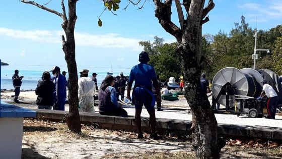 Initiative citoyenne contre la marée noire : grosse affluence des volontaires bravant les risques sanitaires dans le Sud-Est