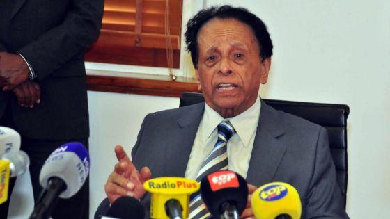 SAJ: «Je demande aux Mauriciens de faire preuve de sagesse»