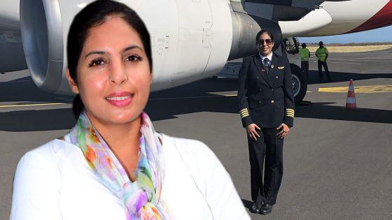 Priya Doobaree : la seule femme capitaine chez Air Mauritius