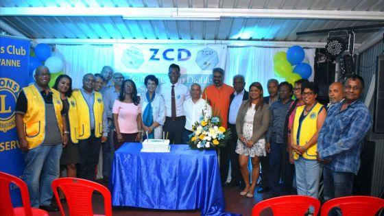 À Camp Diable : les 3 ans de l'association ZCD fêtés en grandes pompes