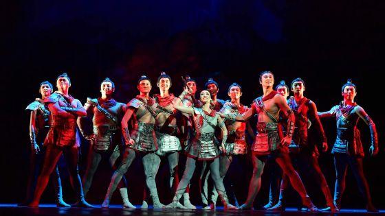 Ballet : la légende de Mulan prend vie sur la pointe des pieds