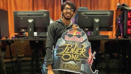 Jeux vidéo : le Mauricien Ali Nubeebukus n'a pas pu participer au Red Bull Player One au Brésil