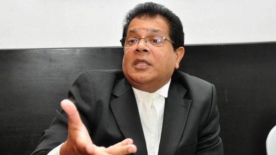 Me Dev Ramano :«Ne plus tolérer l'ego et les caprices de certains syndicalistes»