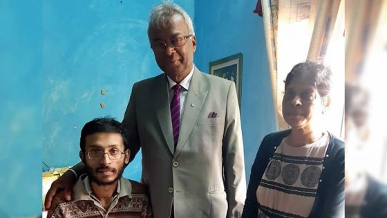Obituaire :Avinash Gukhool, amputé du pied droit, n'est plus