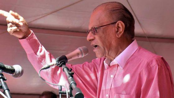 Navin Ramgoolam : «Le pays recule en ce qui concerne la violence domestique»