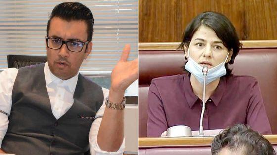 Les élections municipales pas pour 2021 : réactions de Shakeel Mohamed et de Joanna Bérenger