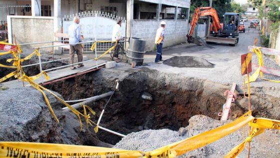 Budget 2017-18 - Services publics : des milliards pour les drains et le remplacement des tuyaux