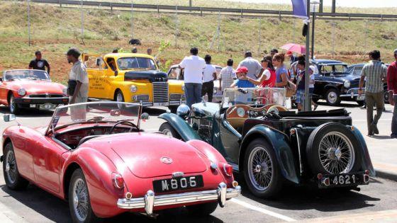 Les véhicules de 40 ans désormais considérés comme vintage