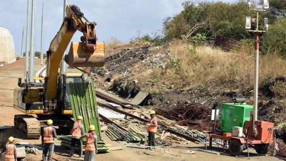 Plaine-Lauzan : vol sur un chantier du Metro Express, deux suspects arrêtés